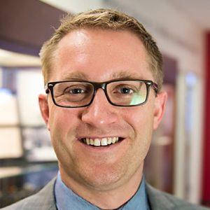 University Veterans Services Director Joe Rasmussen